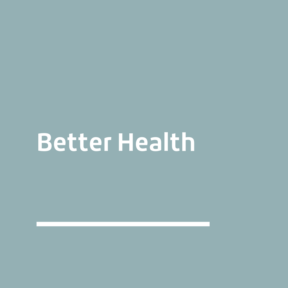 Better Health ICON